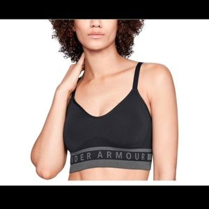 Women's  Seamless Longline Low-Impact Sports Bra